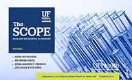 The Scope: Department of Medicine Newsletter